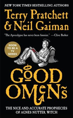 Good Omens: The Nice and Accurate Prophecies of Agnes Nutter, Witch - Pratchett, Terry; Gaiman, Neil