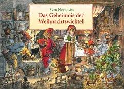 Das Geheimnis der Weihnachtswichtel - Nordqvist, Sven