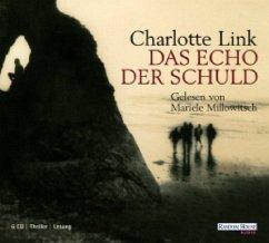 Das Echo der Schuld, 6 Audio-CDs - Link, Charlotte