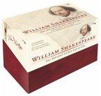 William Shakespeare, Das Hörspiel Archiv, 40 Audio-CDs