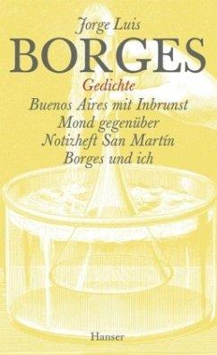 Gesammelte Werke in zwölf Bänden. Band 7: Der Gedichte erster Teil / Gesammelte Werke Bd.7, Tl.1 - Borges, Jorge Luis;Borges, Jorge Luis Borges, Jorge Luis