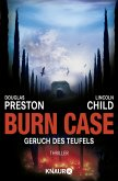 Burn Case - Geruch des Teufels / Pendergast Bd.5