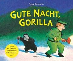 Gute Nacht, Gorilla! - Rathmann, Peggy