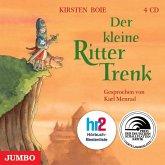 Der kleine Ritter Trenk Bd.1, 4 Audio-CDs