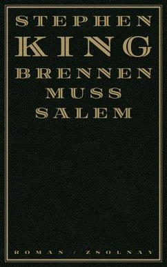 Brennen muß Salem - King, Stephen