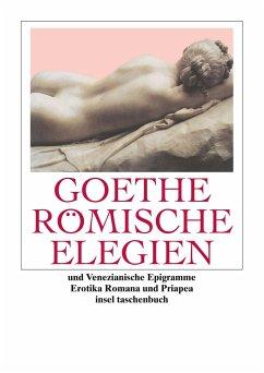 Römische Elegien und Venezianische Epigramme - Goethe, Johann Wolfgang von