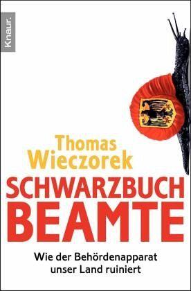 Schwarzbuch Beamte - Wieczorek, Thomas