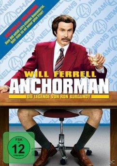 Anchorman - Die Legende von Ron Burgundy - Fred Willard,Paul Rudd,David Koechner
