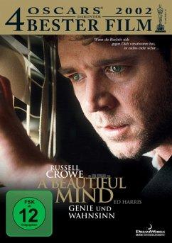A Beautiful Mind - Genie und Wahnsinn - Judd Hirsch,Paul Bettany,Adam Goldberg
