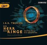 Herr der Ringe, Die Gefährten, 2 MP3-CD