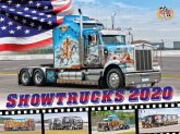 Showtrucks mit Airbrushbemalungen