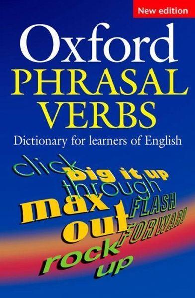 oxford phrasal verbs dictionary portofrei bei b. Black Bedroom Furniture Sets. Home Design Ideas