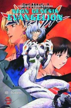 Tränen / Neon Genesis Evangelion Bd.10 - Sadamoto, Yoshiyuki; Gainax