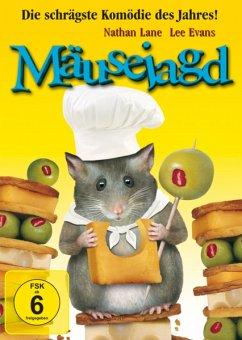 Mäusejagd