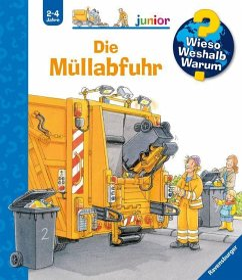 Die Müllabfuhr / Wieso? Weshalb? Warum? Junior Bd.16 - Nieländer, Peter