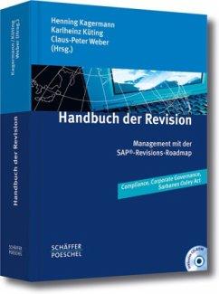 Handbuch der Revision, m. CD-ROM - Wolf, Manfred / Eckes, Petra / Bussiek, Oliver / Falk, Markus / Boecker, Corinna / Busch, Julia