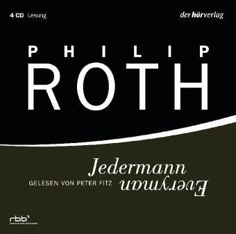 Jedermann, 4 Audio-CDs - Roth, Philip