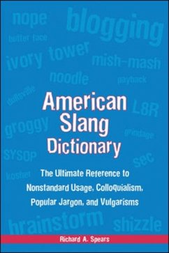 American Slang Dictionary, Fourth Edition