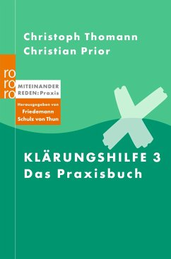 Klärungshilfe 3 - Das Praxisbuch - Thomann, Christoph; Prior, Christian