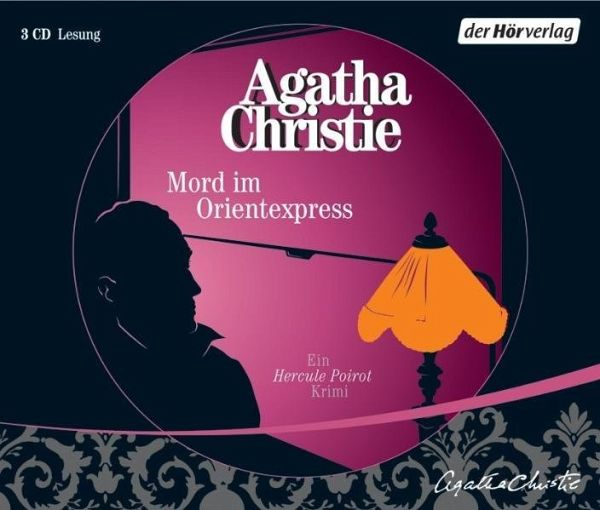Mord im Orientexpress, 3 Audio-CDs - Christie, Agatha