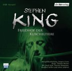 Der Friedhof der Kuscheltiere, 3 Audio-CDs
