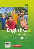 English G 21. Ausgabe D 1. Workbook mit CD-ROM (e-Workbook) und CD