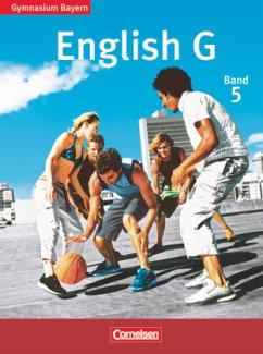 English G 5. 9. Jahrgangsstufe. Schülerbuch. Gy...