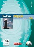 Fokus Physik. 7./8. Schuljahr. Schülerbuch. Gymnasium Nord