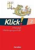 Klick! Erstlesen. Arbeitsheft Teil 2. Östliche Bundesländer und Berlin