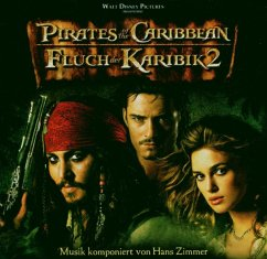 Fluch der Karibik 2 - Original Soundtrack
