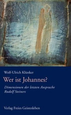 Wer ist Johannes? - Klünker, Wolf-Ulrich