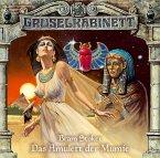 Das Amulett der Mumie / Gruselkabinett Bd.2 (1 Audio-CD)