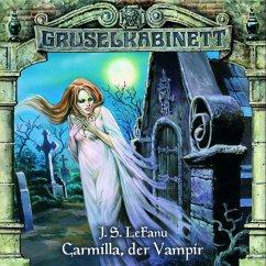 Carmilla, Der Vampir / Gruselkabinett Bd.1 (1 Audio-CD) - LeFanus