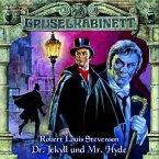 Dr. Jekyll und Mr. Hyde / Gruselkabinett Bd.10 (1 Audio-CD)