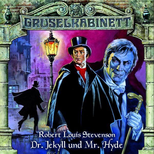 dr jekyll und mr hyde gruselkabinett 1 audio cd. Black Bedroom Furniture Sets. Home Design Ideas