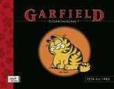 Garfield, Gesamtausgabe / Garfield Gesamtausgabe Bd.1