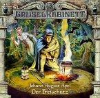 Der Freischütz / Gruselkabinett Bd.15 (1 Audio-CD)