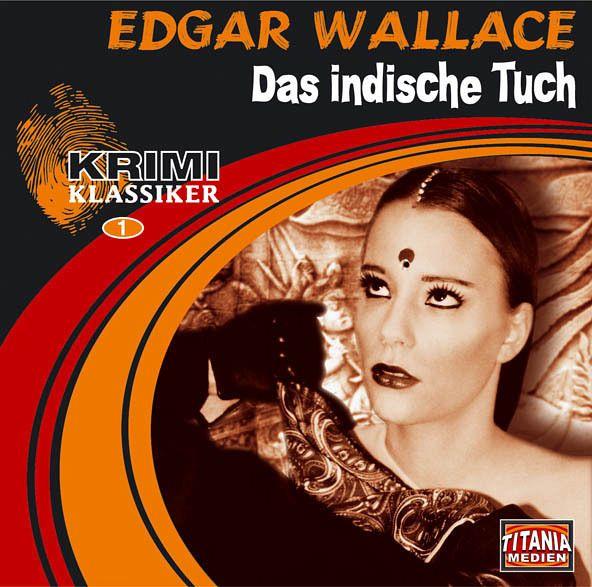 Das indische Tuch von Edgar Wallace  Hörbuch  buecher.de