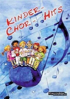 Kinder-Chor-Hits, Chorbuch