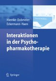 Interaktionen in der Psychopharmakotherapie, 1 CD-ROM