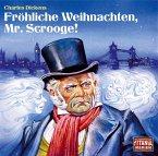Fröhliche Weihnachten, Mr. Scrooge!, 2 Audio-CDs