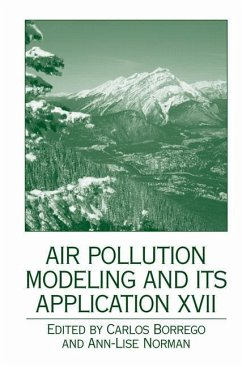 Air Pollution Modeling and its Application XVII - Borrego, Carlos / Norman, Ann-Lise (eds.)