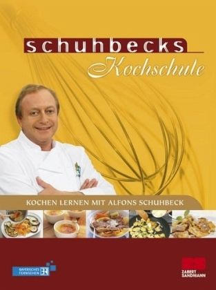 Schuhbeck Video Kochschule