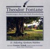 Falkenberg, Kienbaum, Malchow, 1 Audio-CD / Wanderungen durch die Mark Brandenburg, Audio-CDs Tl.22