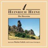 Die Harzreise, 2 Audio-CDs