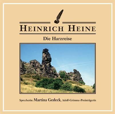 new list special for shoe wholesale dealer Die Harzreise, 2 Audio-CDs