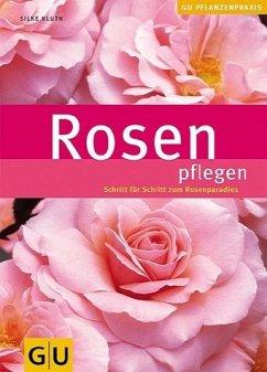 Rosen Pflege - Kluth, Silke