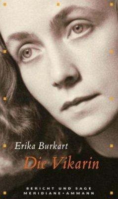 Die Vikarin - Burkart, Erika