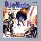 Der Fall Kolumbus / Perry Rhodan Silberedition Bd.11 (12 Audio-CDs)