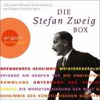 Die Stefan Zweig Box, 6 Audio-CDs